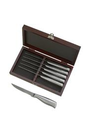 Creative Gifts Stainless Steak Knives - Product Mini Image