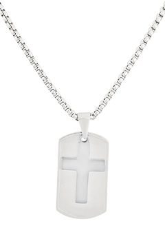 PlayHardLookDope Stainless Steel Necklace - Alternate List Image