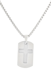 PlayHardLookDope Stainless Steel Necklace - Product Mini Image
