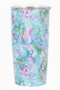 Lilly Pulitzer  Stainless Steel Thermal Mug - Product List Image