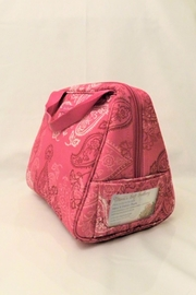 Vera Bradley Stamped Paisley Cooler - Front full body