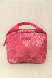 Vera Bradley Stamped Paisley Cooler - Product Mini Image