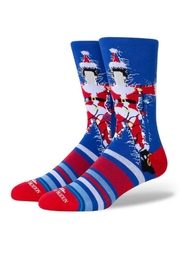 Stance Christmas Vacation Crew Socks - Product Mini Image