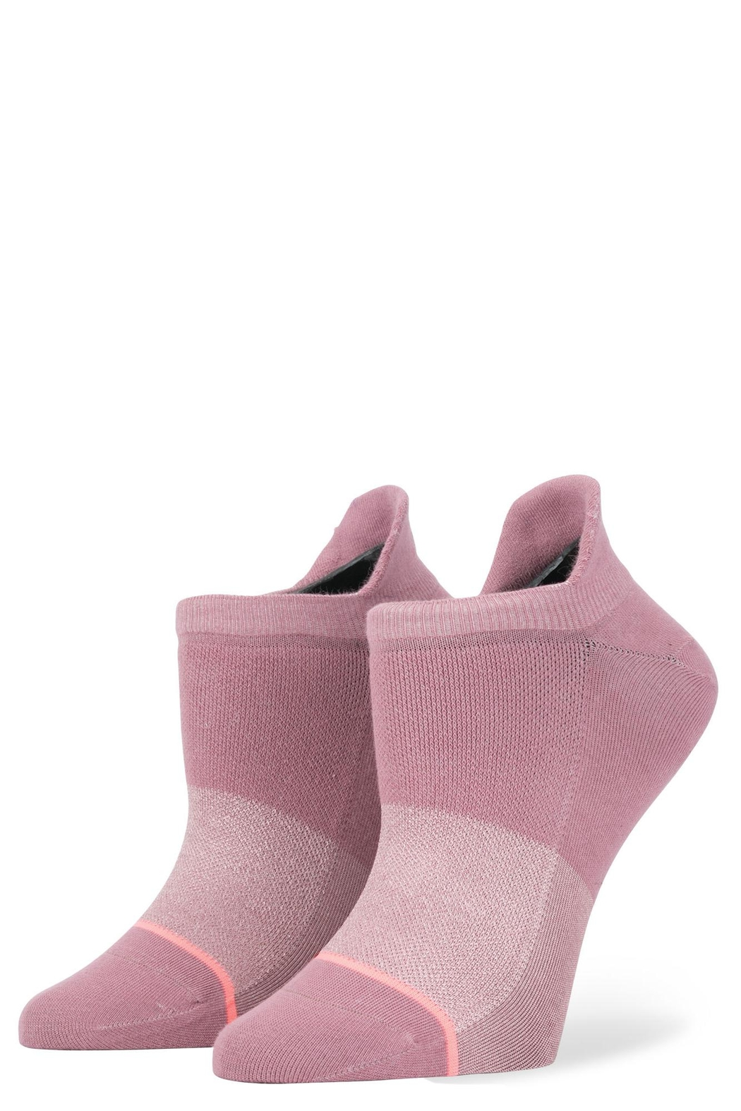 Stance Committed Purple Socks - Main Image