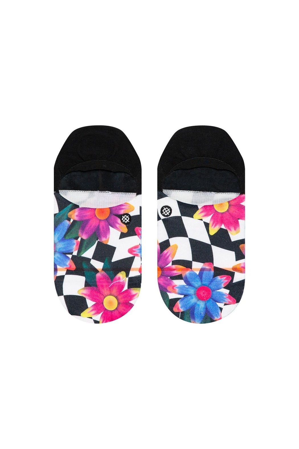 Stance Crazy Daisy Socks - Front Full Image