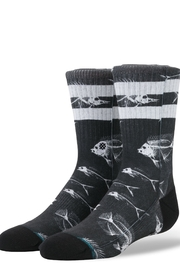 Stance Fish Bones Socks - Product Mini Image