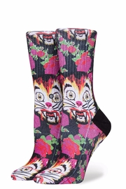 Stance Libertine Cat Socks - Product Mini Image
