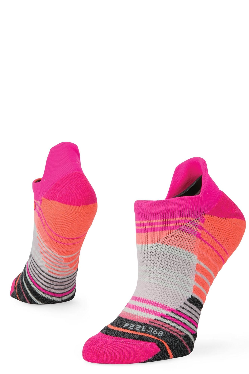Stance Siella Ankle Socks - Front Cropped Image