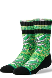 Stance Snakes/bones Kids Socks - Product Mini Image
