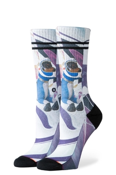 Stance Space Dog Socks - Product List Image