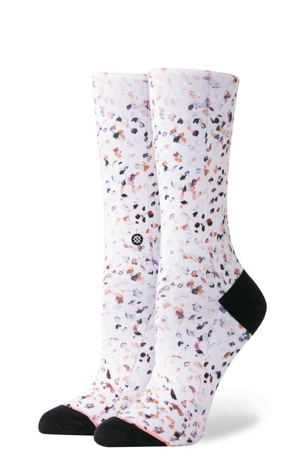 Stance Chiqueta Socks - Front Cropped Image