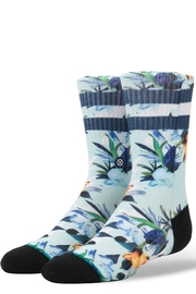 Stance Wipeout Boys Socks - Front cropped