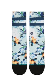 Stance Wipeout Boys Socks - Front full body
