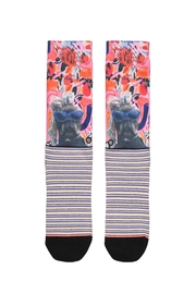 Stance Yes Darling Socks - Front full body