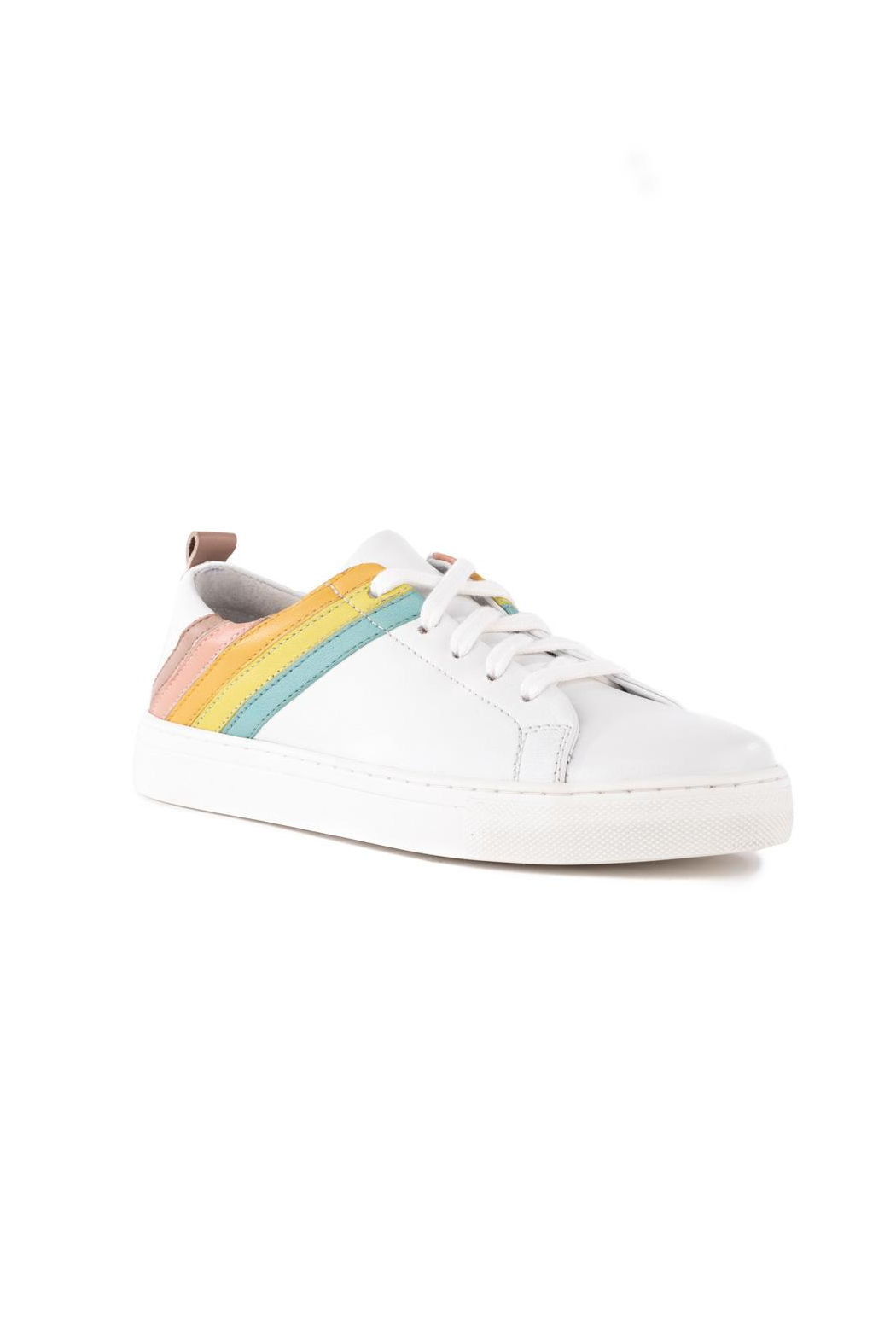 Seychelles Stand Out Sneaker - Front Full Image