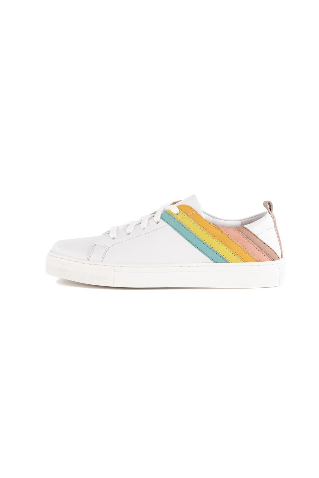 Seychelles Stand Out Sneaker - Front Cropped Image