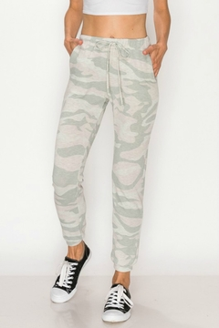 ENTI Stand Tall Camo Pant - Product List Image