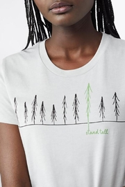 tentree Stand Tall Tee - Front full body