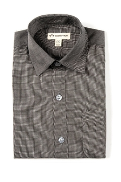 Appaman Standard Button-Up Black - Product List Image