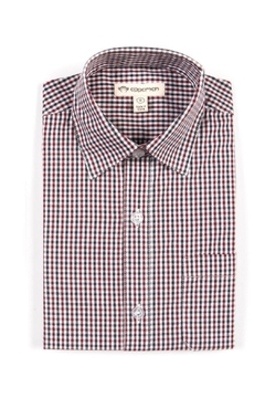 Appaman Standard Button-Up  Check - Product List Image
