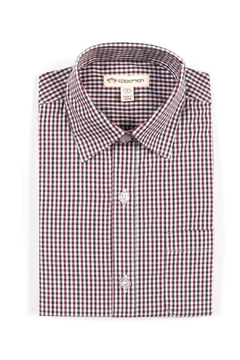Appaman Standard Button-Up  Check - Alternate List Image