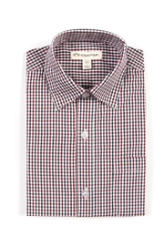 Appaman Standard Button-Up  Check - Front cropped