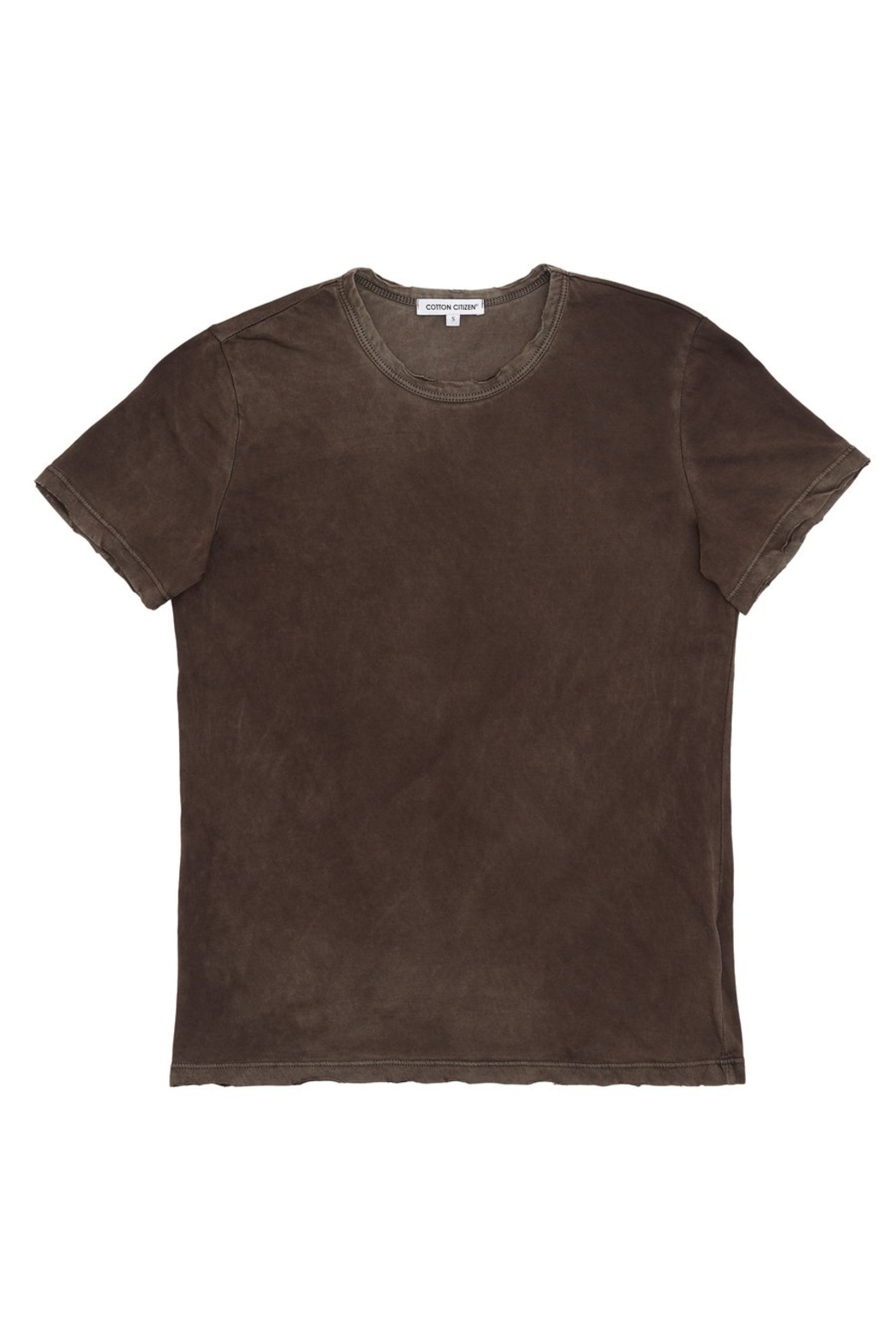 Cotton Citizen Standard Tee - Front Cropped Image