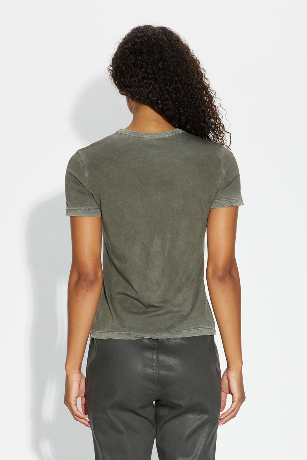 Cotton Citizen Standard Tee - Side Cropped Image