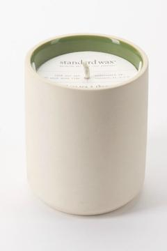 Standard Wax Tea Thyme Candle - Alternate List Image