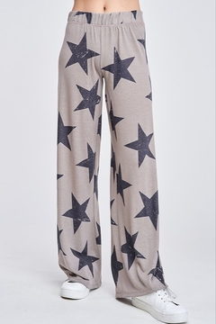 Phil Love Star All Over Lounge Pants - Product List Image