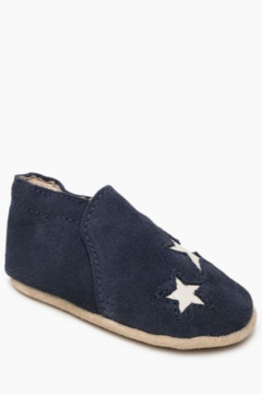 Minnetonka Moccasins Star Baby Booties - Product List Image