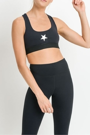 Mono B Star Bra Top - Product Mini Image