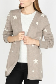 Skies Are Blue Star Cardigan - Product Mini Image