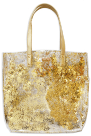 Packed Party Star Confetti Bucket Bag - Front cropped