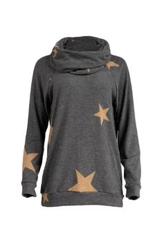 Adora Star Cowl/neck Top - Product List Image