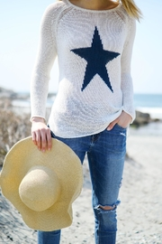 Wooden Ships Star Crew Cotton - Front cropped