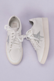 miracle miles  Star Design Sneaker - Front cropped