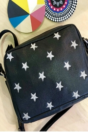 Hydestyle Star Embroidered Bags - Front cropped