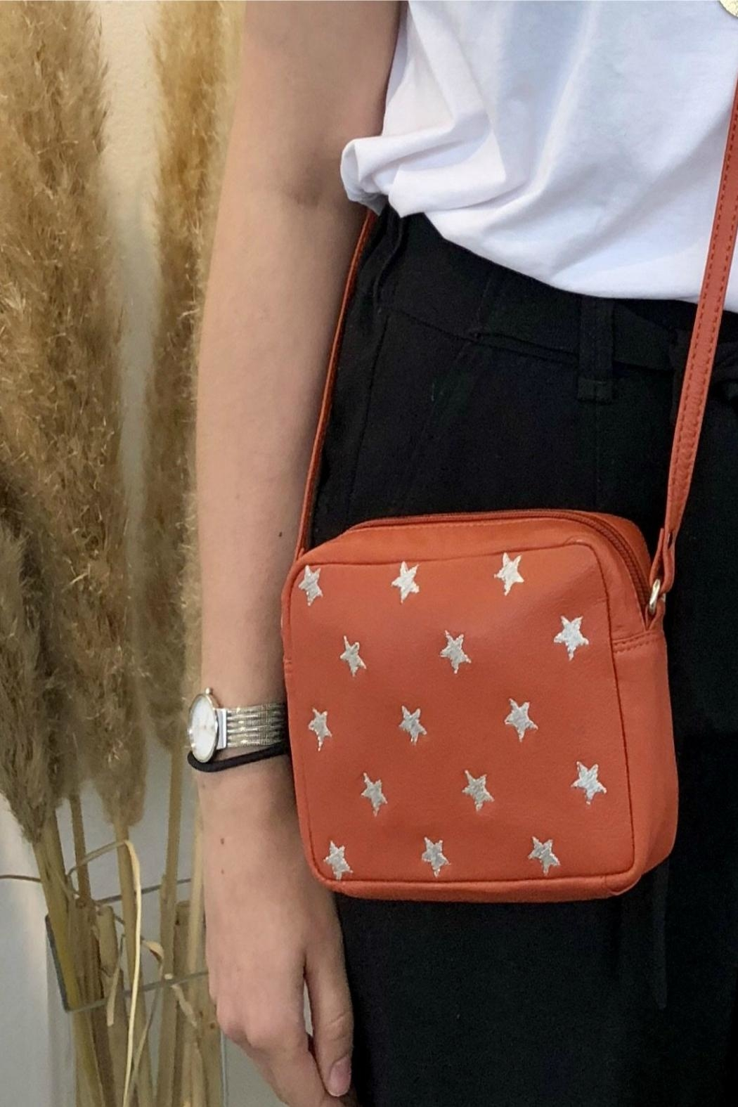 Hydestyle Star Embroidered Bags - Main Image