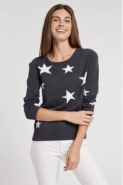 Tyler Boe Star Entarsia Sweater - Product Mini Image