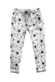 Venti6 Star Fall Crinkle Jogger - Product Mini Image