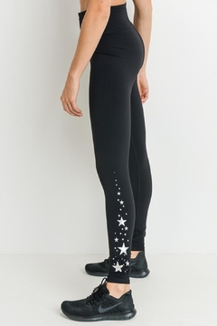 Mono B Star Full Leggings - Product List Image