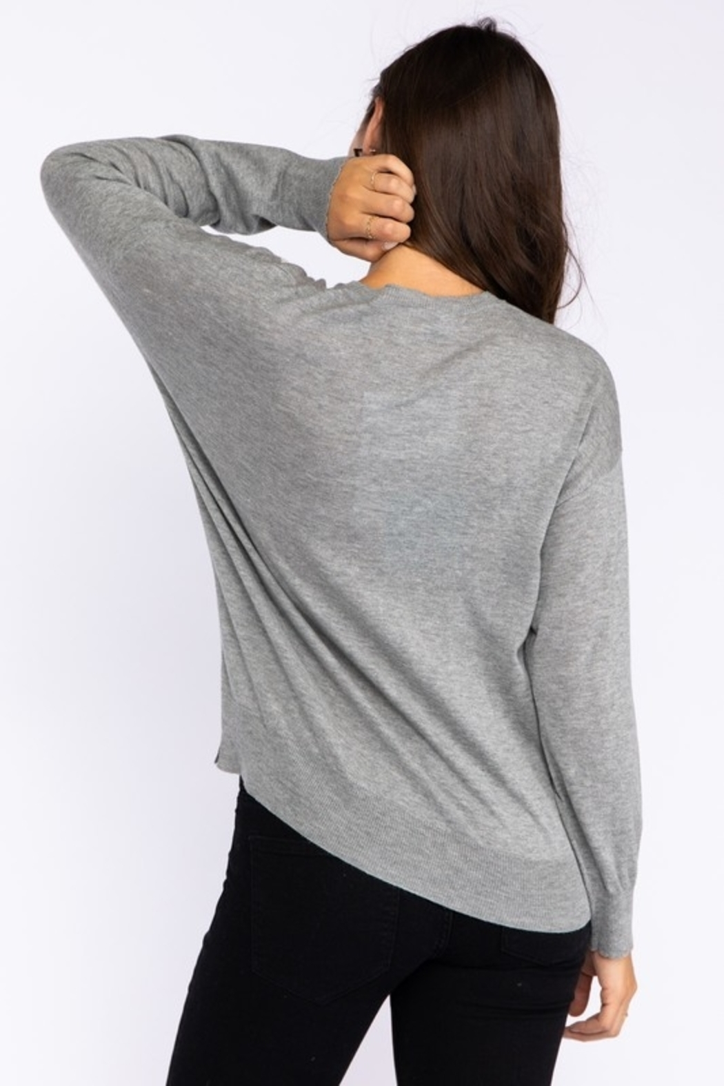 Le Lis Star Gazing sweater - Front Full Image