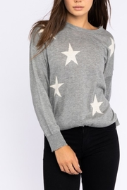 Le Lis Star Gazing sweater - Front cropped