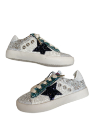Tracie's Star Glitter Low Top - Product Mini Image