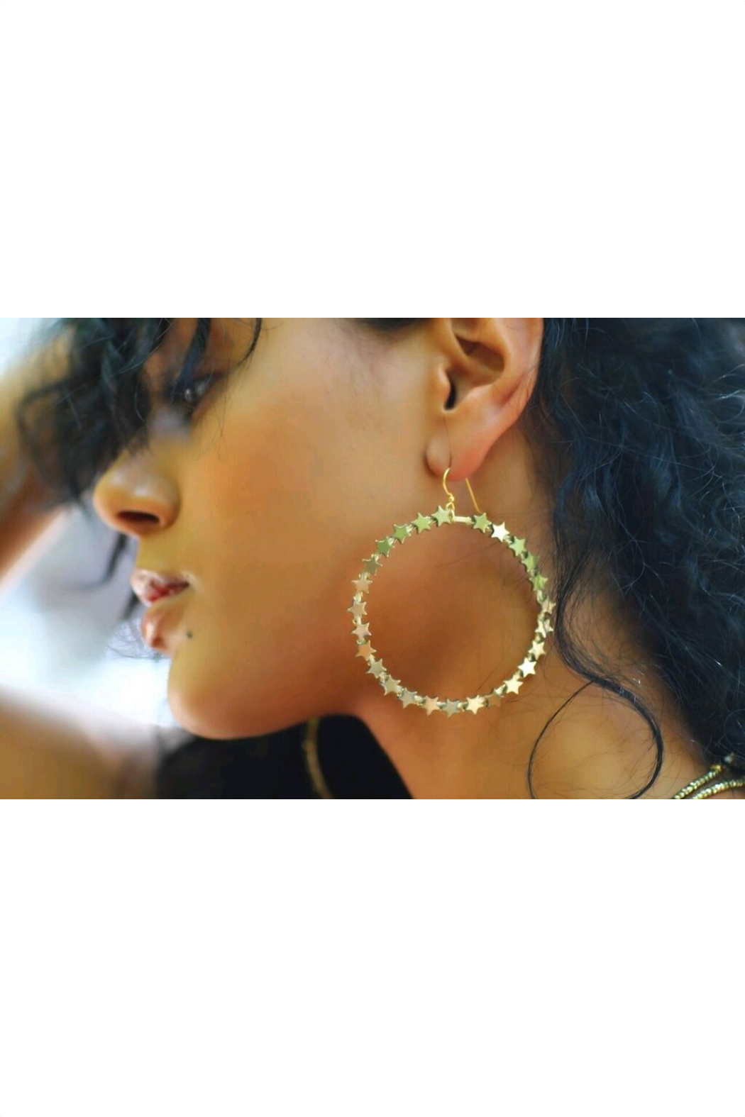 Fabulina Designs A Star Is Born Earrings - Front Full Image