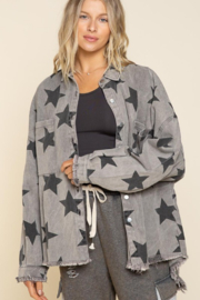 POL Star Jacket - Front cropped