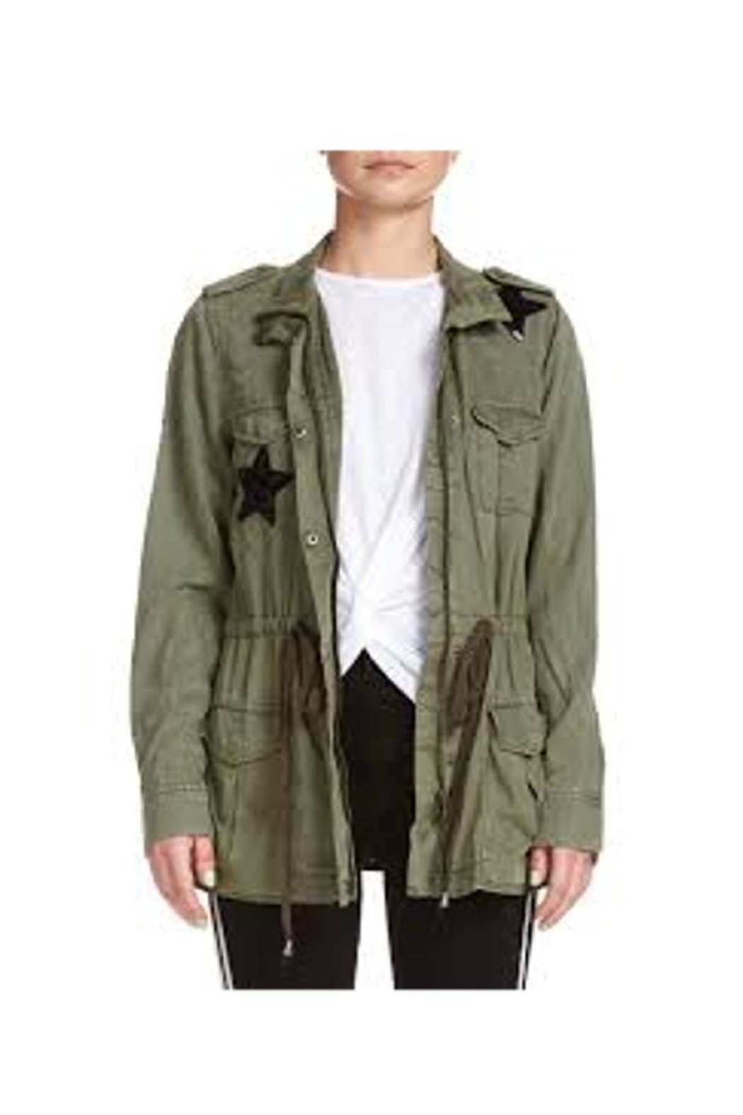 Elan Star Jacket - Front Full Image