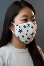 R+D emporium  Star Mask - Adult - Front cropped