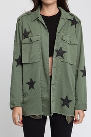 Pistola Star Military Jacket - Front cropped